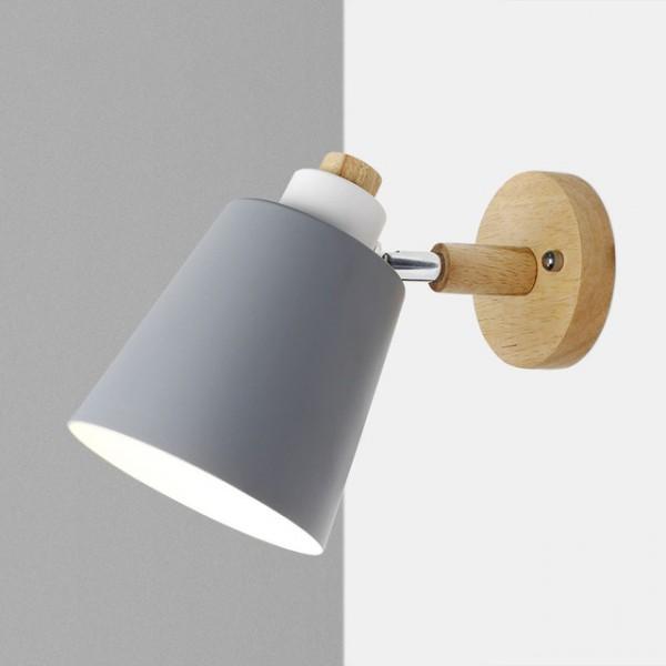 Настінний світильник Nordic Macaroon Grey