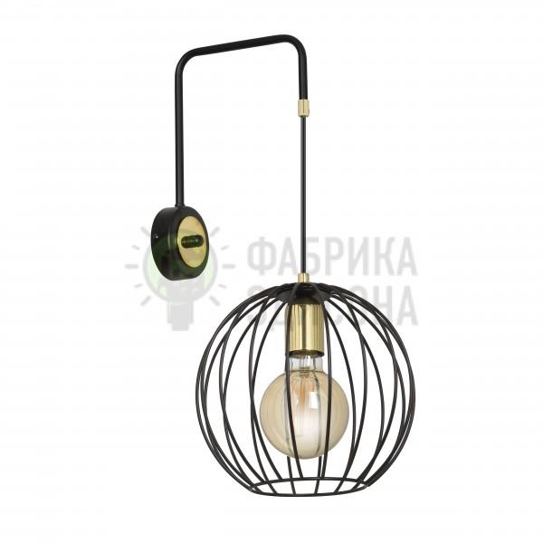 Настенный светильник Albio Black