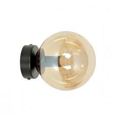 Настенный светильник Rossi Black Amber