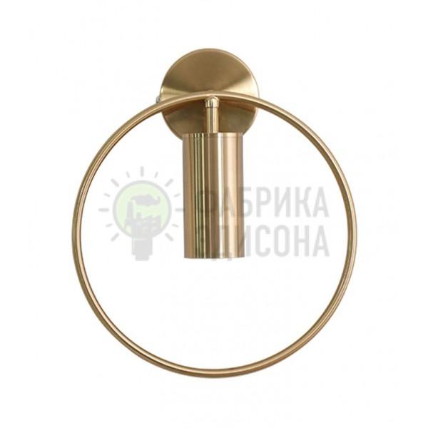 Настінний світильник Midos Brass Small