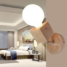 Настенный светильник Golt Wood