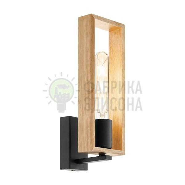 Настенный светильник Elgo Black