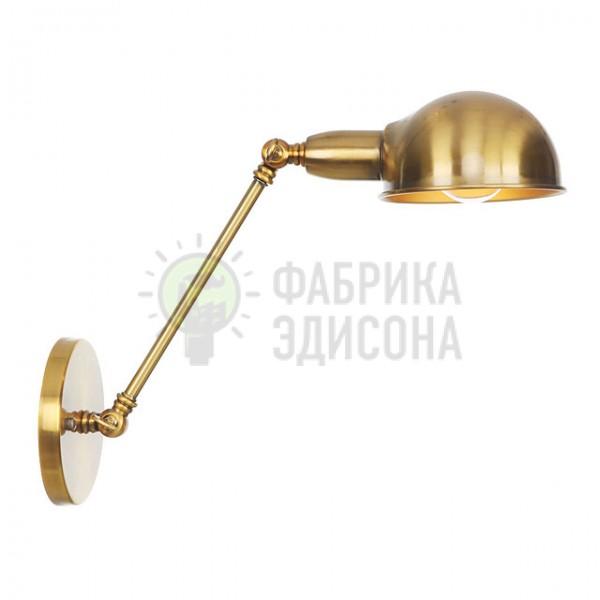 Настінний світильник Mini Style Gold