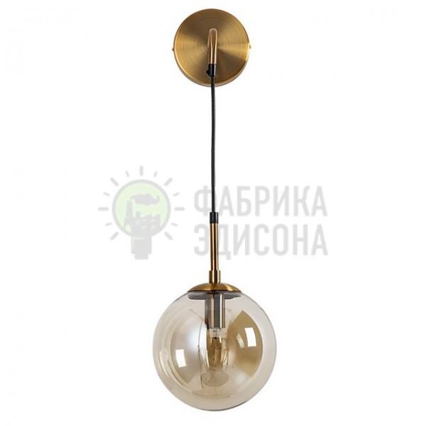 Настінний світильник Fingo Bronze