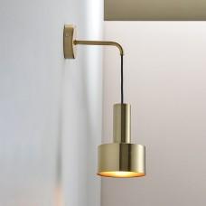 Настенный светильник Glare Brass