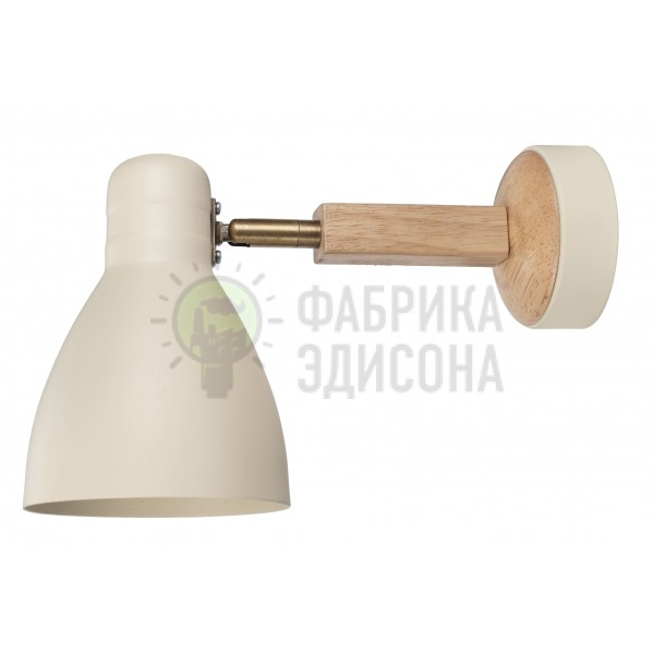 Настінний світильник Artesia White