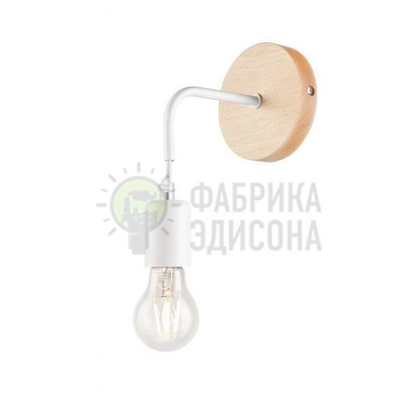 Настінний світильник Orio White