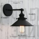 Настінний світильник Industrial Vintage