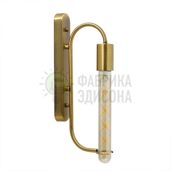 Настінний світильник Gold Bronze Long Way