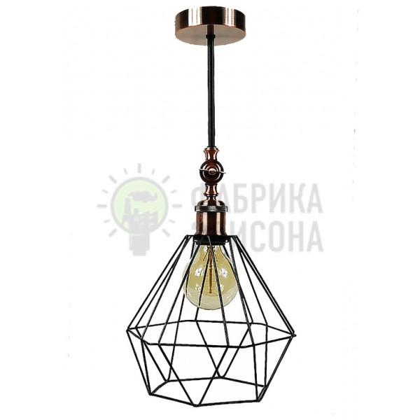 Потолочный светильник CUPPER DIAMOND LONG
