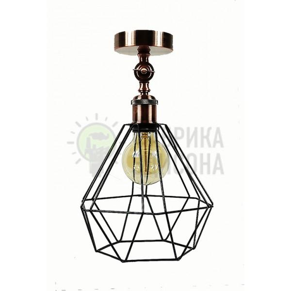 Потолочный светильник CUPPER DIAMOND