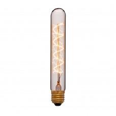Ретро лампа T185 спираль