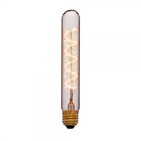 Ретро лампа T185 спіраль