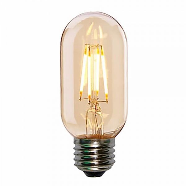 LED лампа Эдисона Т45 4W 2700