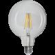 LED лампа Едісона G 125 6 W 4100 K