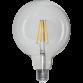 LED лампа Едісона G125 6W 4100К