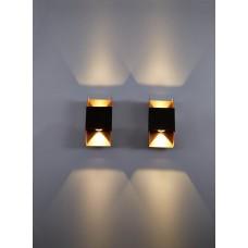 Настінний світильник в стилі хай - тек WallLights