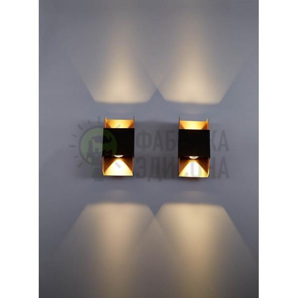 Настінний світильник в стилі хай-тек WallLights