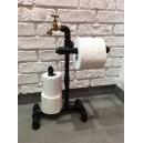 Держатель для туалетной бумаги Pipes Loft