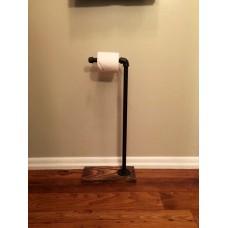 Стійка для туалетного паперу Wood & Pipe