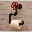 Держатель туалетной бумаги из труб Simple