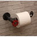 Держатель туалетной бумаги Dark grey