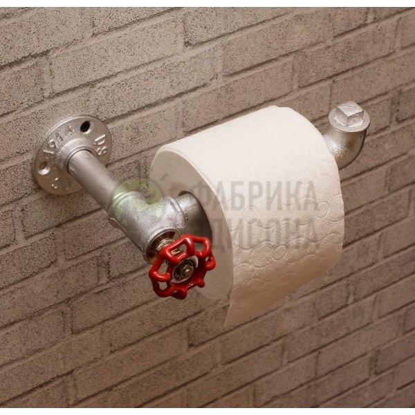 Держатель туалетной бумаги Silver