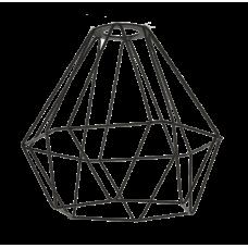 Клітина абажур діамант