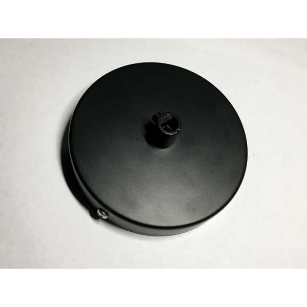 Потолочный крепёж (чёрный) D80