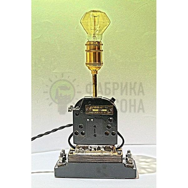Светильник Пуск с лампой Эдисона