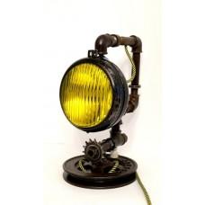 Лампа в индустриальном стиле Yellow Light