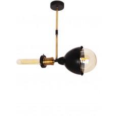 Люстра в стиле лофт THE FISH + лампочки в подарок
