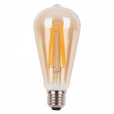 LED лампа Эдисона ST64 2700 long