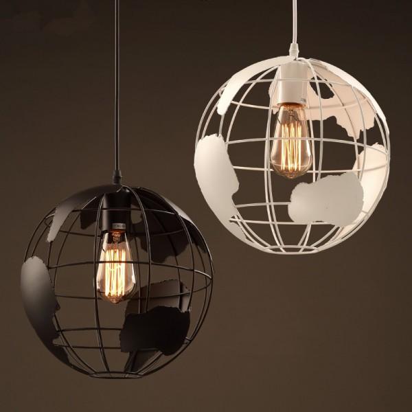 Подвесной светильник The World