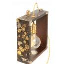 Лампа Эдисона из дерева TIME