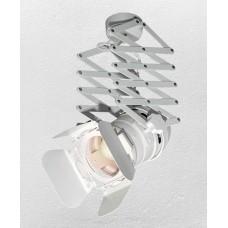 Прожектор (потолочный ) в стиле лофт WHITE