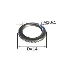 Гайка стальная декоративная (малая)