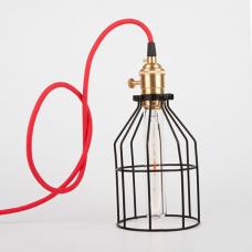 Светильник Grid 001 + лампочка
