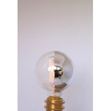 Зеркальная лампа накаливания с хромовым покрытием №3