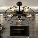 Светильник потолочный вентилятор Loft Fan