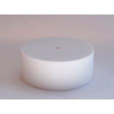 Силіконовий стельовий білий