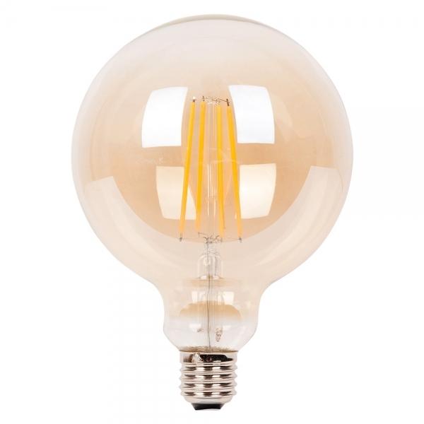 LED лампа Едісона G95 7W 2700 діммерна