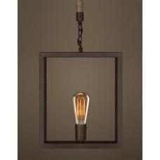 Потолочный светильник на цепи Iron size