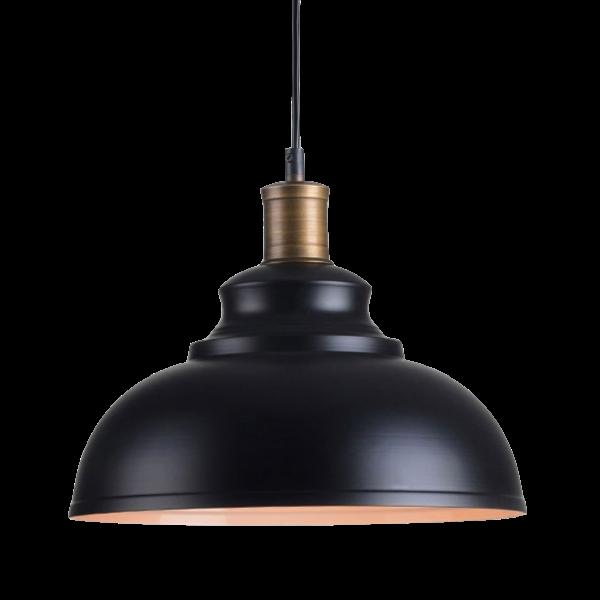 ПОДВЕСНОЙ СВЕТИЛЬНИК LOFT BELL LAMP BLACK