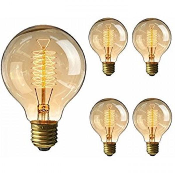Лампочка Едісона G80