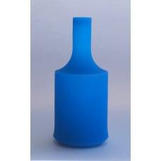 Патрон силиконовый синий