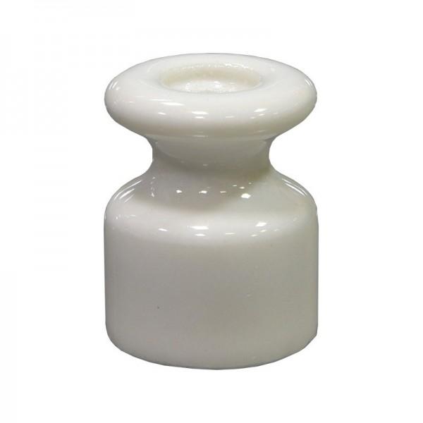 Изолятор керамический ,белый