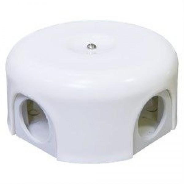 Распределительная коробка Белая