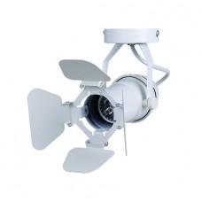 Прожектор на треке в стиле лофт 75228 WH (трек)