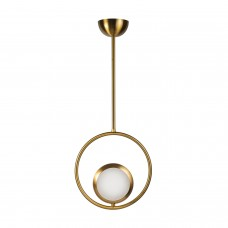 Підвісний LED світильник Headlight Ring Gold